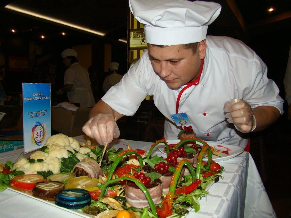 работа в барнауле повар общепит попасть службу ФСО